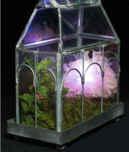 DIY一朵可以感测湿度的LED花朵