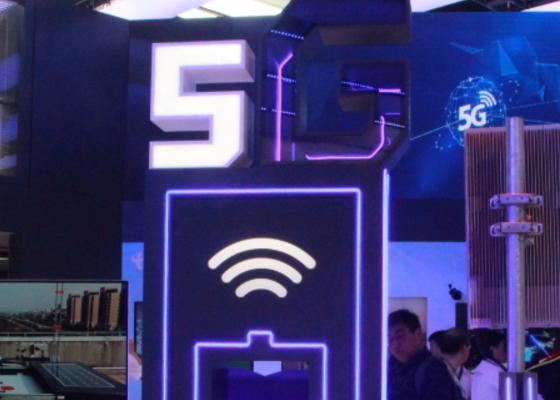 设备供应商5G市场上较量较量