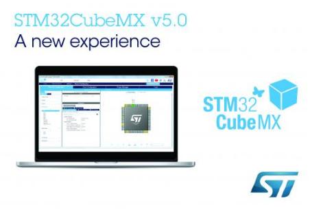 STM32CubeMX配置工具创建了STM32微...
