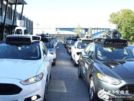 无人驾驶、电动汽车成为了一大风口 苹果确认入局无人驾驶