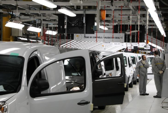 KUKA接获美国汽车制造大单 利用机器人建造智能...