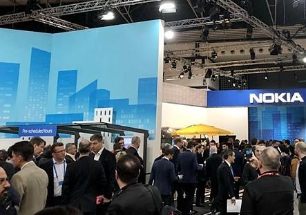 诺基亚称运营商对5G网络的需求将在今年剩余时间内...