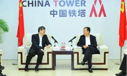 中国铁塔将积极开放资源助力铁路的信息化和智能化建设
