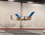 离子风驱动无人机首次试飞成功
