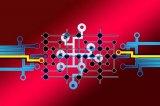 对微机各类总线中目前比较流行的总线技术分别加以介...
