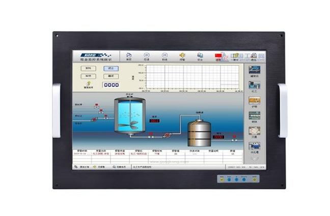 工业平板电脑的三种类型及应用领域