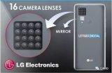 LG最新旗舰爆出16个摄像头的专利