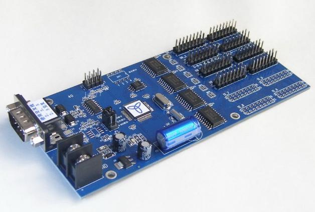 带你了解led控制卡的分类与型号