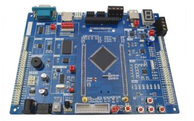 德飞莱STM32F103ZET6的配套程序资料合集免费下载