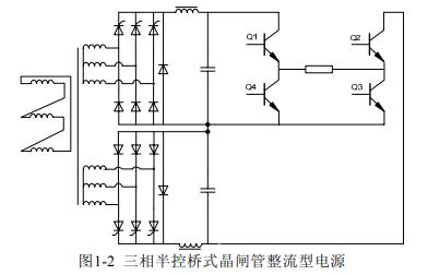 微弧氧化脉冲电源的介绍和设计研究