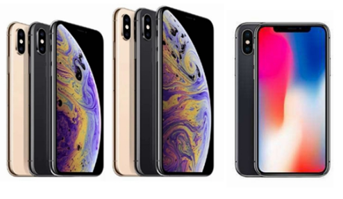 智能手机创新不断 iPhoneX也无法挽救苹果的...