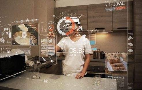 AR/VR/空气投影等现实技术的发展 直接提升了...