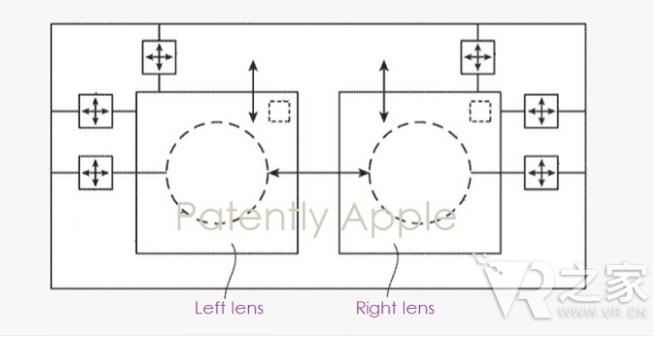 苹果新专利与头显设备的光学系统相关 专注于眼镜式...