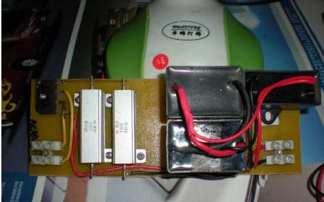 如何DIY制作一个迷你电火花机
