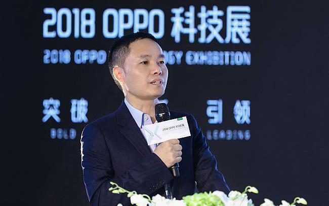 OPPO陈明永:明年研发投入100亿,将推智能手...
