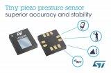 意法半导体MEMS压电绝对气压传感器LPS22H...