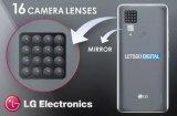 "LG推16摄智能手机可自由调节照片角度甚至""换头..."
