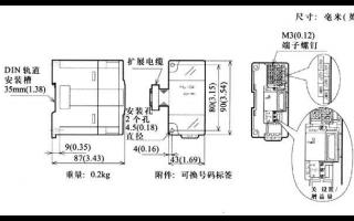 三菱FX2N-2DA模块的介绍应用和实例说明