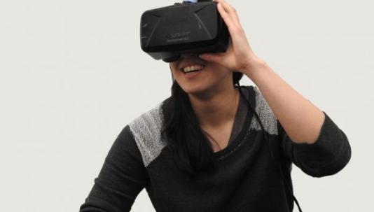 美国打造了一套新的VR系统 可以用WiFi信号对用户进行位置追踪