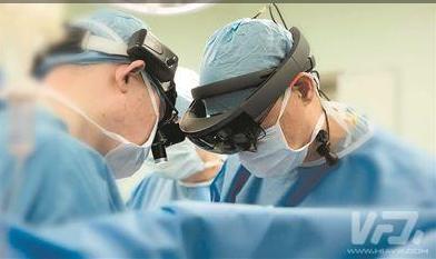 天津中心医院在MR辅助下成功完成了一例肝脏切除手术