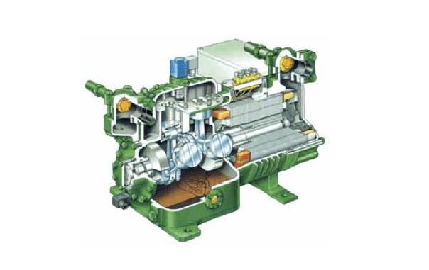解析活塞式壓縮機的結構組成及優缺點