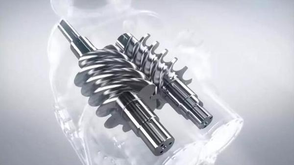 簡要說明螺桿式壓縮機的原理及優缺點