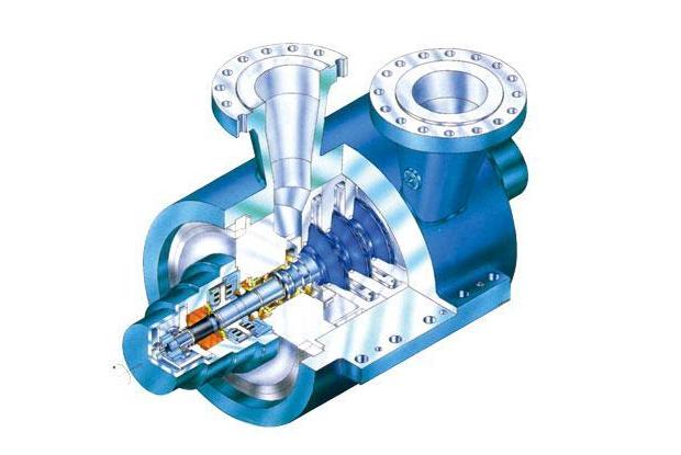 離心式壓縮機的基本結構及優缺點說明