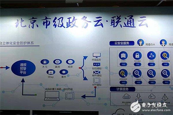 中国联通秉持五新联通发展理念将云作为电信行业向未来转型的基础