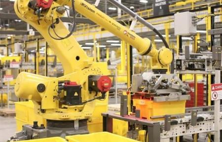 亚马逊推出机器人测试平台 加速仓库机器人的开发进...