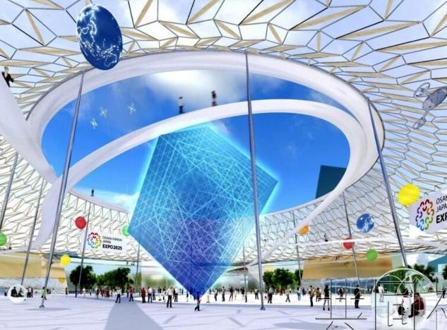 日本大阪世博会计划利用VR实现80亿人感受到置身...