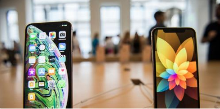 市场需求比预期要低 苹果开始2018年iPhon...