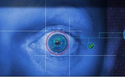 虹膜识别可以解放人们的双手 是目前移动设备上最安...