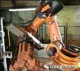 铸造砂芯柔性生产线自动上下料机器人系统集成