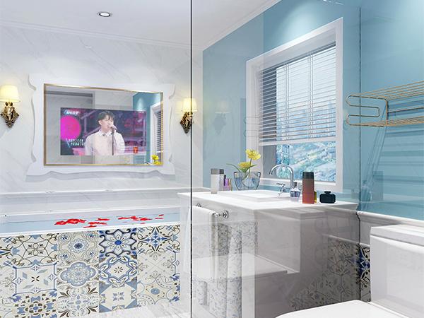 智能魔镜,让你的家居生活越来越有趣!