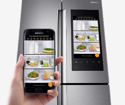 三星新一代Family Hub智能冰箱搭载优化版...