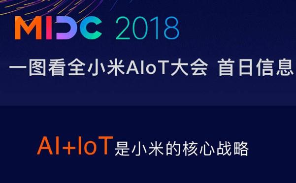AI+IoT是未来的风口也是小米的核心战略