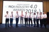 博世两家工厂荣获ROI中国工业4.0杰出贡献奖