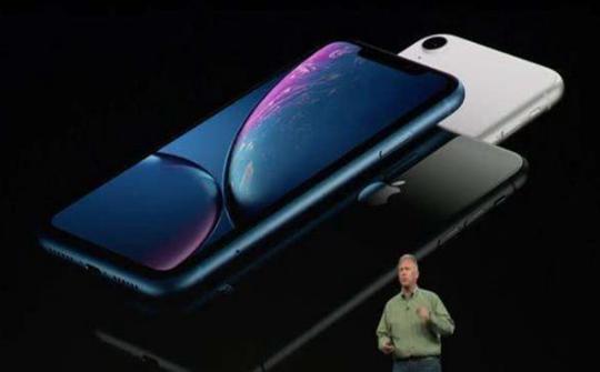 iPhoneXR最畅销 但难解外界对苹果的担忧