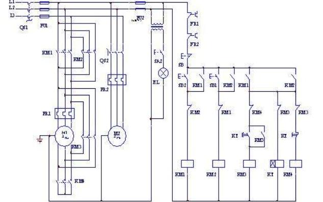 机床电气和PLC的详细介绍和实例资料说明电子教材免费下载