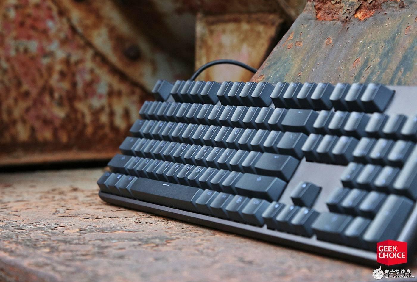 小米游戏键盘高清图赏