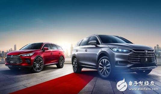 全新一代唐引领技术新潮流 占据插电混动汽车的半壁江山