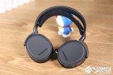 赛睿电竞游戏耳机Arctis3高清图赏