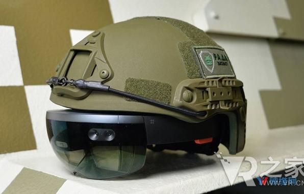 微软将向美国陆军提供用于战斗任务和士兵训练的AR系统原型