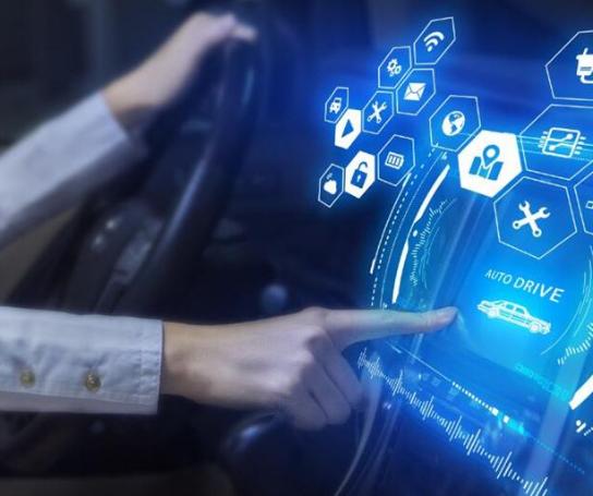 密歇根大学利用AR将网联汽车和自动驾驶汽车的测试...