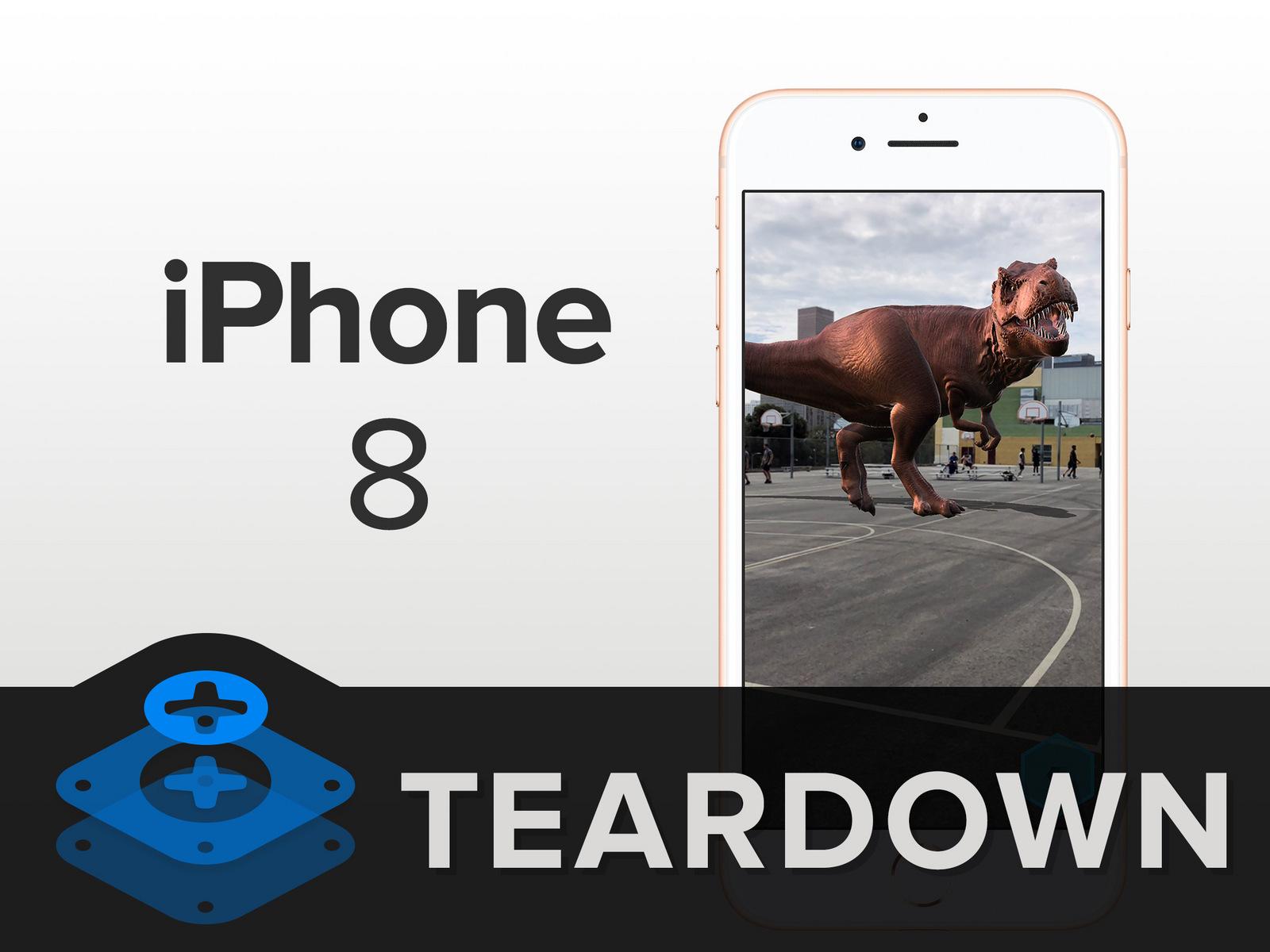 iPhone8拆解 内部做工及用料如何