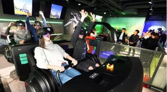韩国KT Corp将在马来西亚开设首个虚拟现实中心