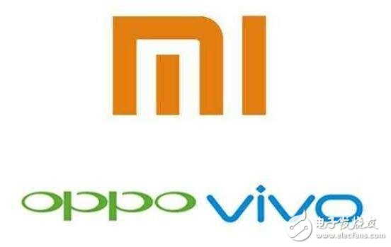 三大国产手机小米、vivo、oppo都长一个样?...