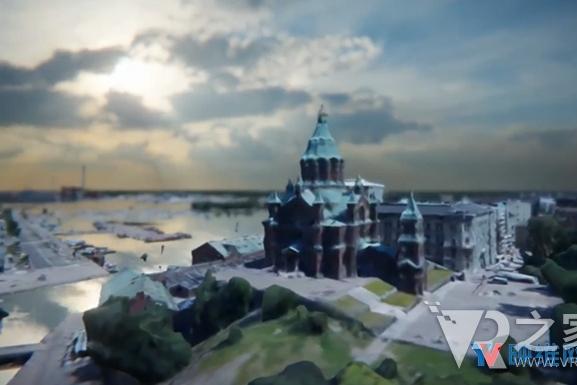 芬兰首都赫尔辛基用VR复制了整个城市 意在成为V...