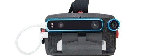 深度传感器Structure可以让AR/VR头显...