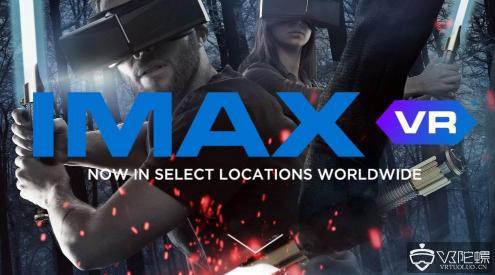 Imax宣布将关闭英国曼彻斯特的欧洲VR中心